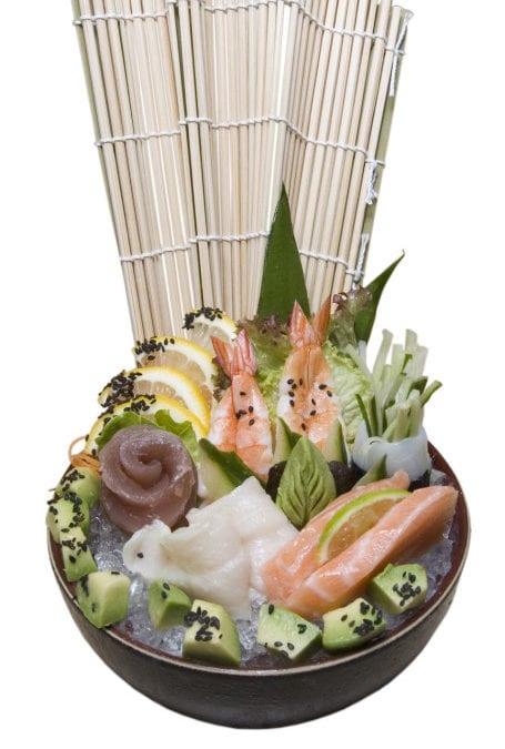 Sushi Fotografia produktowa Rzeszów
