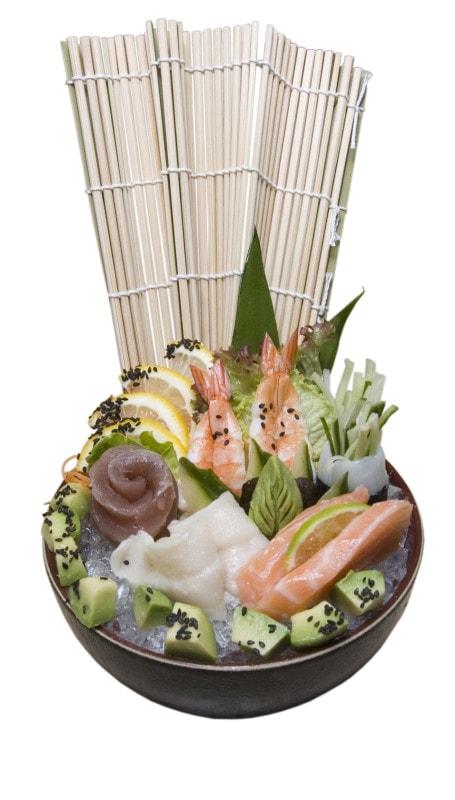 fotografia produktowa Rzeszów sushi kompozycja