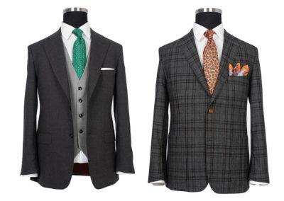 Fotografia Produktowa - garnitury