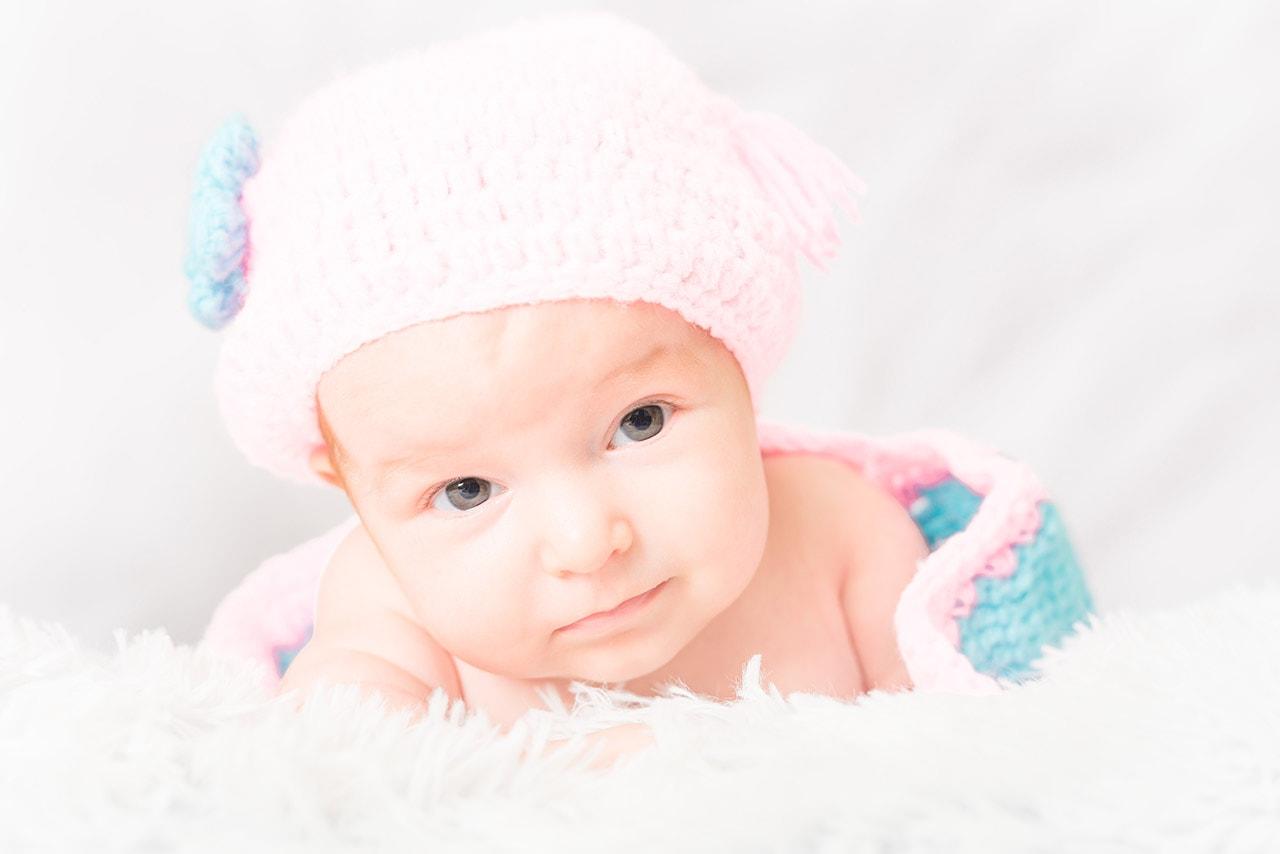 Fotografia niemowlęca Rzeszów Lena