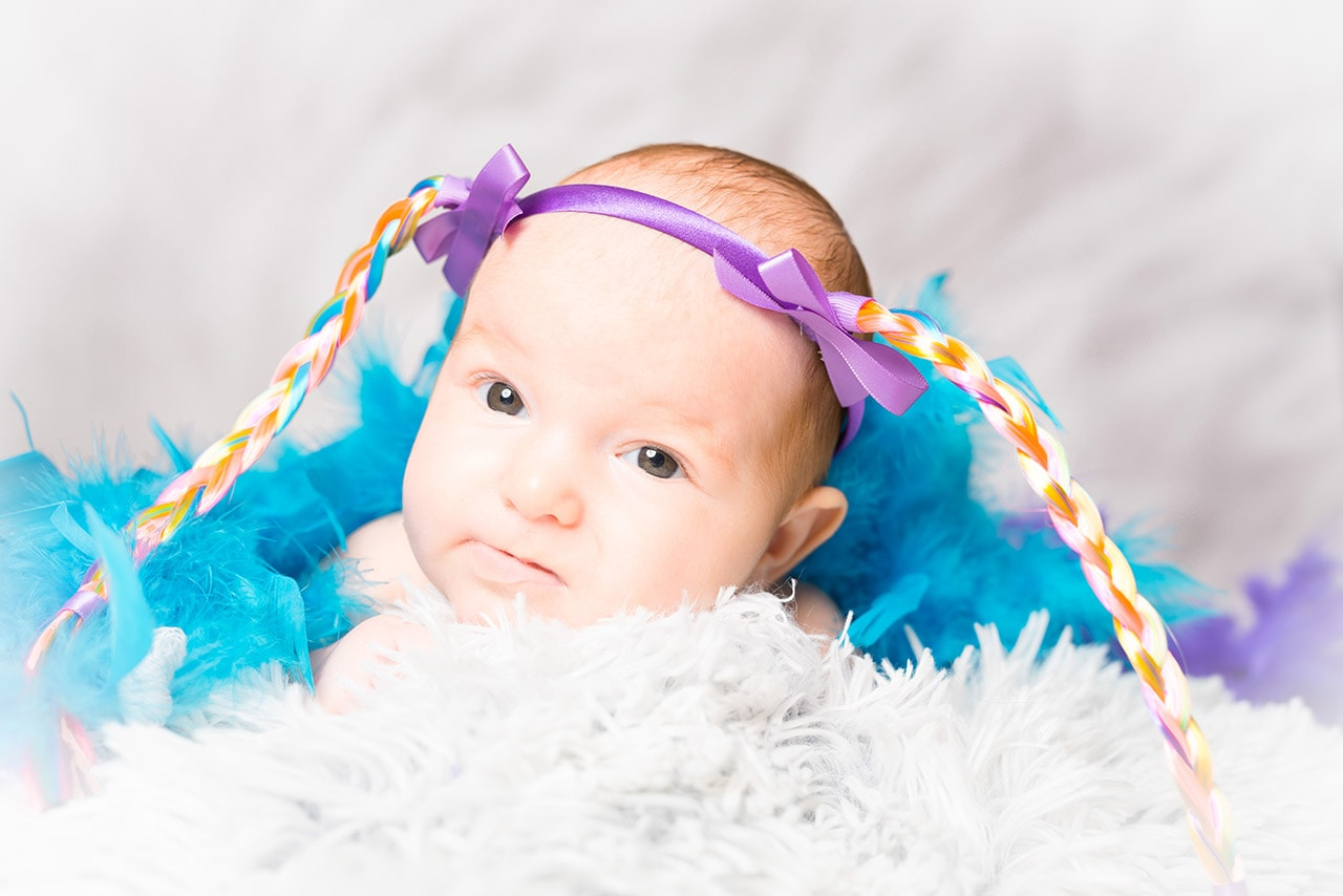 Fotografia niemowlęca Lena