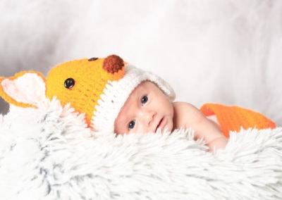Hulinka - fotografia noworodkowa Rzeszów