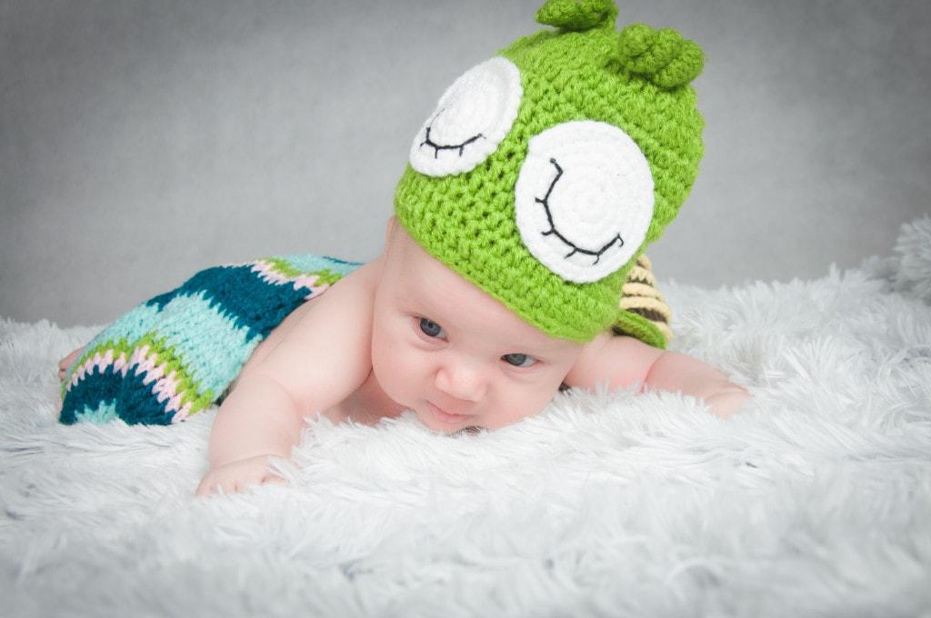 fotografia noworodkowa Rzeszów Julia
