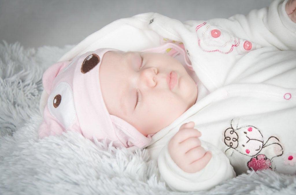 Julia fotografia noworodkowa Rzeszów