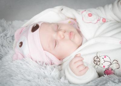 Julia - fotografia noworodkowa Rzeszów sesja