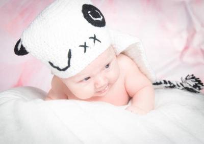 Julia - fotografia noworodkowa Rzeszów zdjęcia