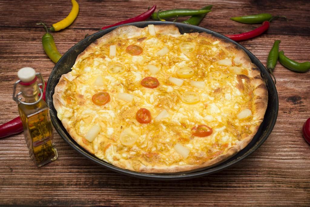fotografia żywności Rzeszów - pizza orkiszowa