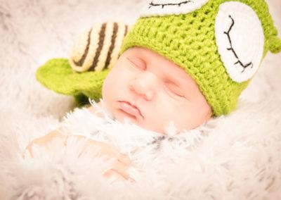 Wojtuś - fotografia noworodkowa