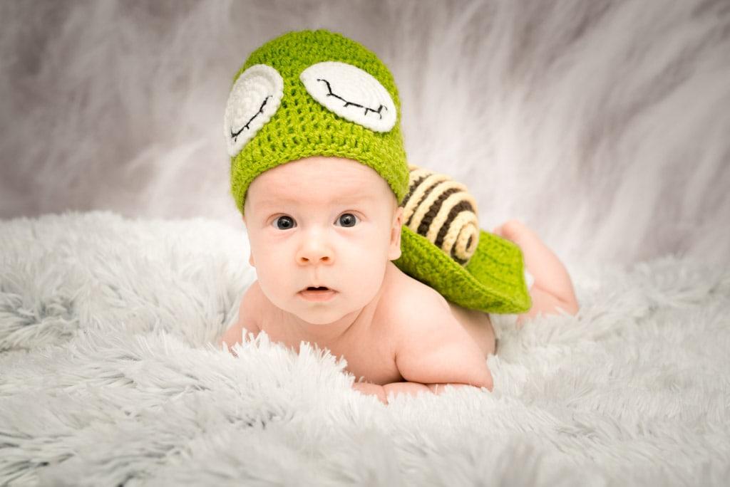 fotografia niemowleca
