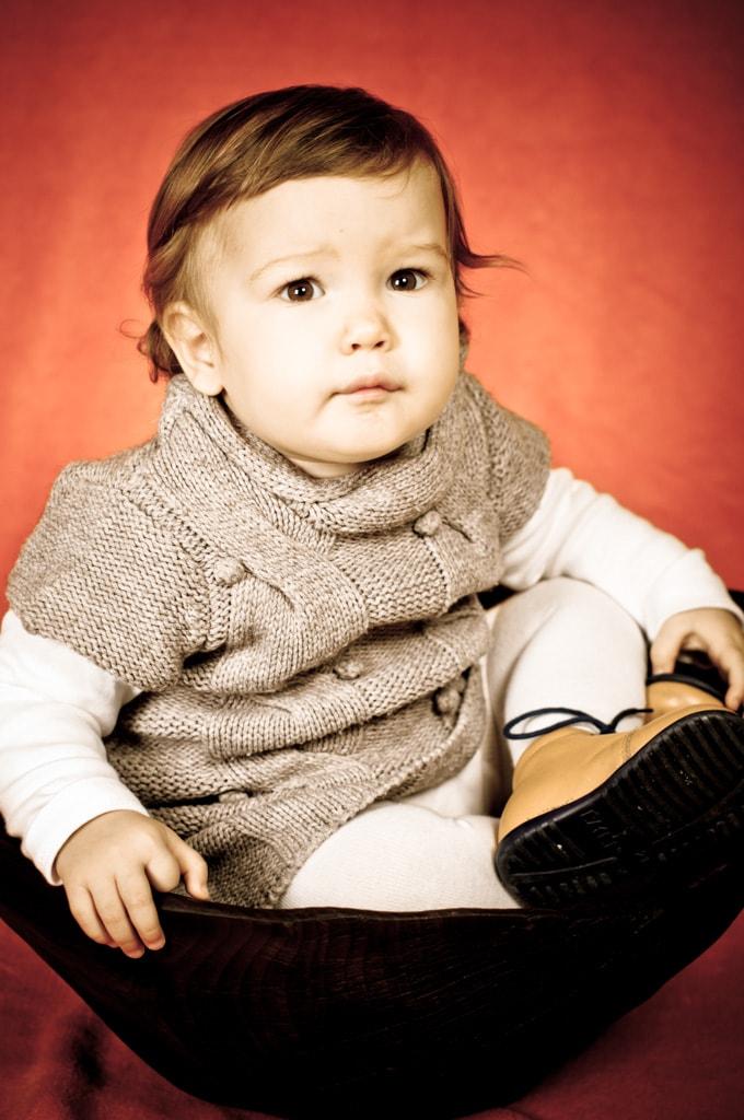 Fotografia dziecięca Rzeszów Pola portret