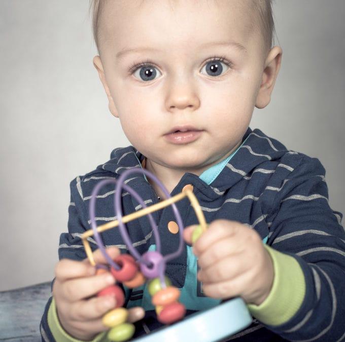 Fotografia dziecięca dla Marcinka