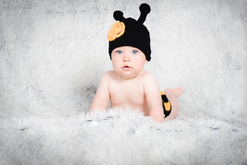 fotografia dziecieca rzeszow pszczola