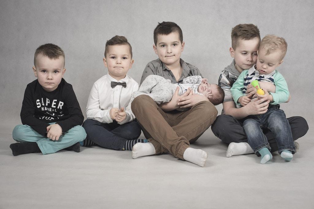 Fotografia Dziecięca Rzeszów Rodzina