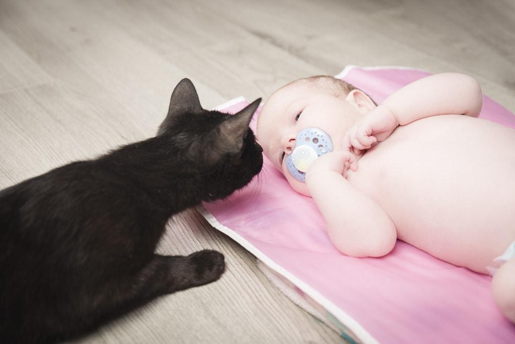 fotografia niemowlęca Emilka