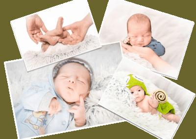 fotografia noworodkowa Rzeszów zdjęcia noworodkowe