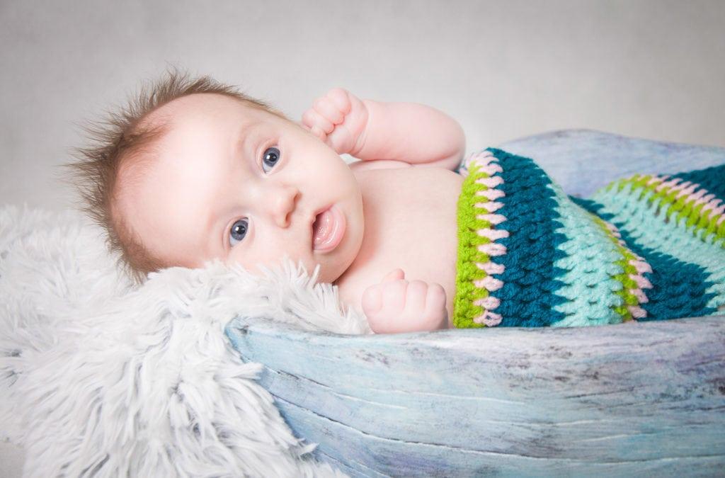 Fotografia noworodkowa Iga