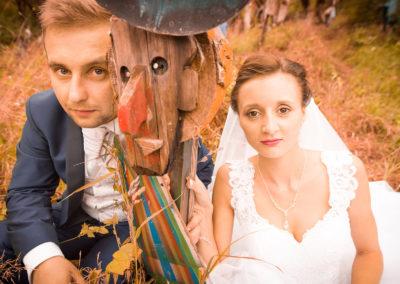 Nietypowe zdjęcia ślubne Rzeszów