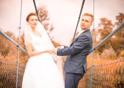 Zdjęcia ślubne plener